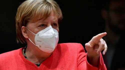 Germany announces 1-month partial lockdown to combat COVID-19:Angela Merkel urges Germans to cooperate.