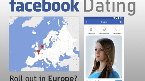 Facebook Dating Services & App may begin from February 2021 on Valentines day