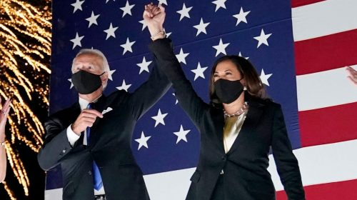 Joe Biden becomes 46th US President; Kamala Harris Vice President: US Elections 2020 Live Updates !