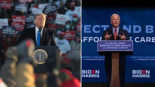 Results LIVE Updates: US Election 2020: Donald Trump or Joe Biden, who's ahead?