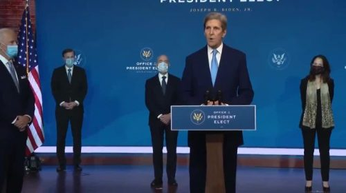 China,India, Russia must step up efforts to reduce emissions: US Special Presidential Envoy for Climate John Kerry