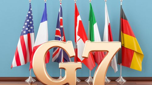 LEADERS OF G7 COUNTRIES SEND MESSAGE OF SUPPORT FOR THE TOKYO OLYMPIC & PARA OLYMPIC GAMES 2020