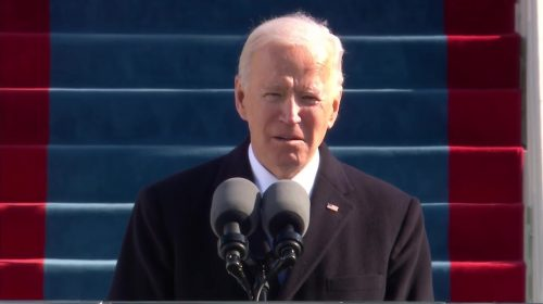 Complete speech of U.S. President Joe Biden's inaugural address