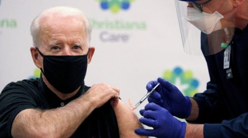 Biden to support waiver of intellectual property rights of Covid-19 vaccines
