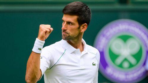 Novak Djokovic is champion at Wimbledon: Wins's his 20th Grand Slam title.