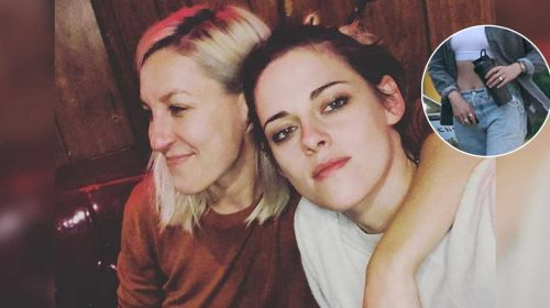 Kristen Stewart Flashes A Ring On Her Wedding Finger Yet Again! Is she married to Girlfriend Dylan Meyer ?