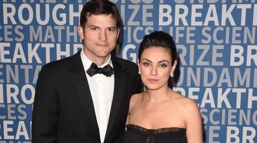 Why did Ashton Kutcher back out of the Virgin Galactic space flight ?