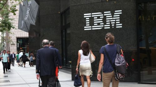 IBM temporarily closes its New York office due to rise in Covid-19