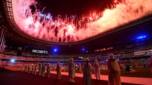 Tokyo Olympics 2020 comes to a close: Highlights
