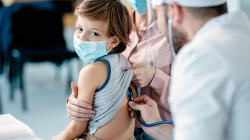 Children hospitalized with COVID-19 in U.S. hits record number